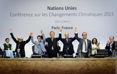 COP 21 với Thỏa thuận Paris lịch sử về biến đổi khí hậu
