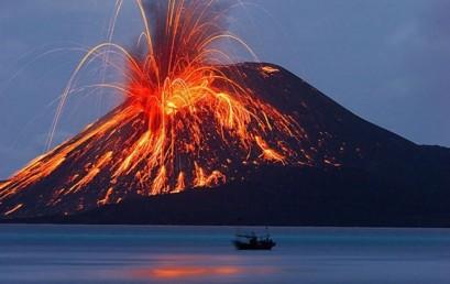Cơn giận dữ của Vành đai lửa Thái Bình Dương