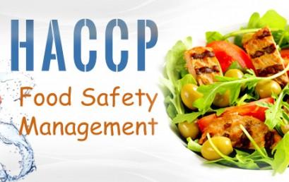Khai giảng khóa học ISO 22000/HACCP ca cấp tốc 4 ngày