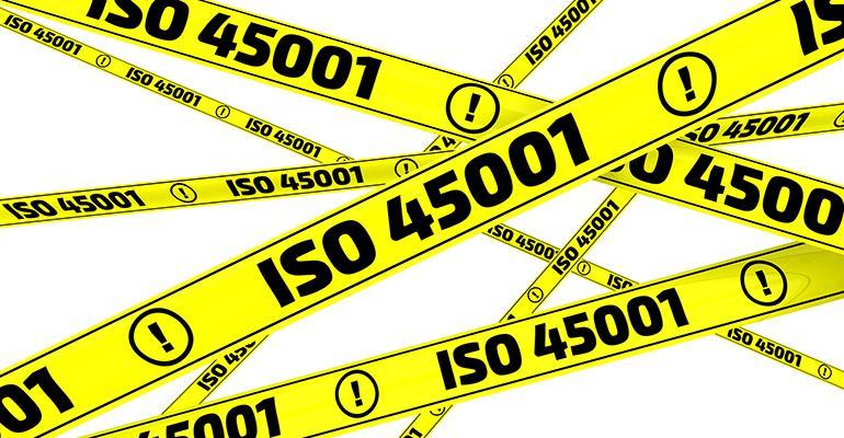ĐÁNH GIÁ VIÊN NỘI BỘ TIÊU CHUẨN ISO 45001:2018 (Cấp 3)